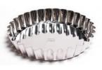 Форма для выпечки пирогов (белая жесть, d 212 мм/ h 40 мм, вес 110 гр.)