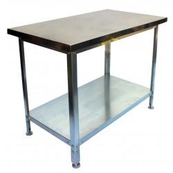 Стол разделочный с бортом СРб-800/600/870 ПС ОЦ