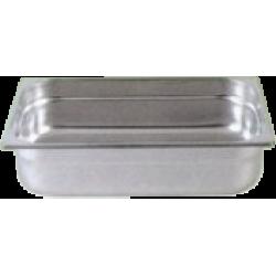 Гастроемкость Luxstahl из нержавеющей стали GN 1/1 530х325х20
